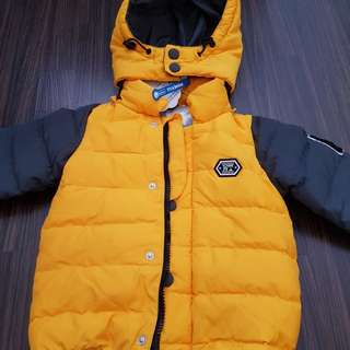 BN Down Jacket Toddler Winter Time