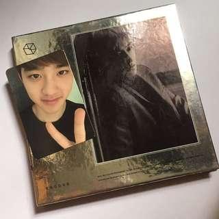 EXO Exodus CD (中文Tao版)