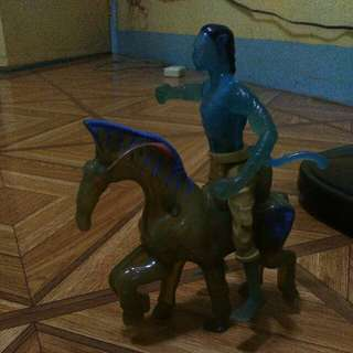Mcdonalds Happy Meal Toy Avatar 2009