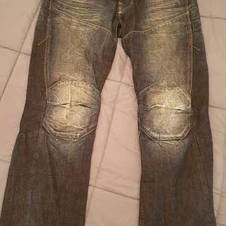 Gstar jeans size 29