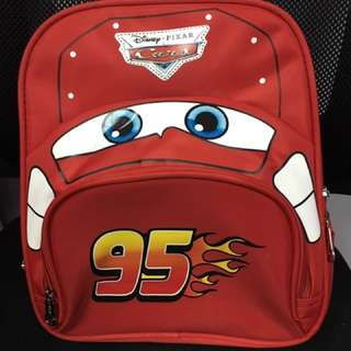 Sale!!Cars backpack (minus rm5)