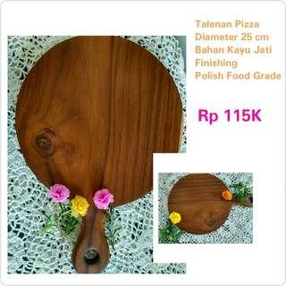 Talenan pizza (free ongkir Jabodetabek)