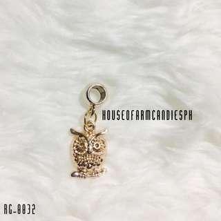 Pandora Inspired Rosegold Charm