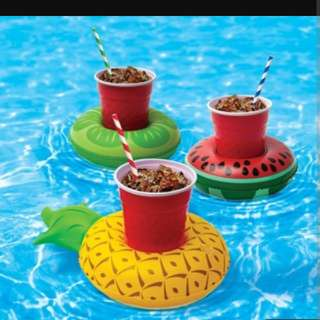 Cute Cup Holder Floats