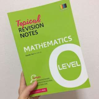Brand new emath revision book