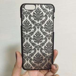 iPhone 6/6s Lace Print Phone Case