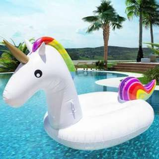 Giant Inflatable Unicorn Floater