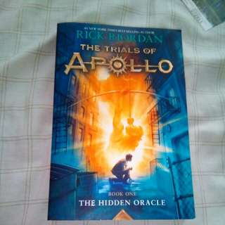 The Trials Of Apollo Book One