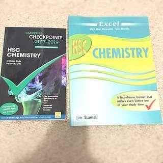 HSC Chemistry Textbooks