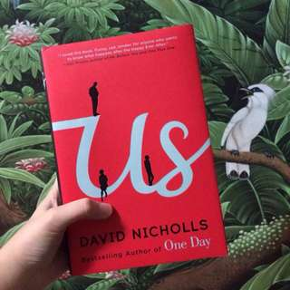 US - ENGLISH NOVEL NEW