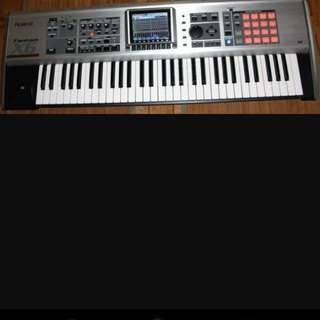 Roland Fantom-X6 Music Workstation Keyboard Synthesizer (made in Japan)