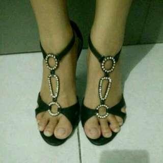 Sandal Pesta High Heels