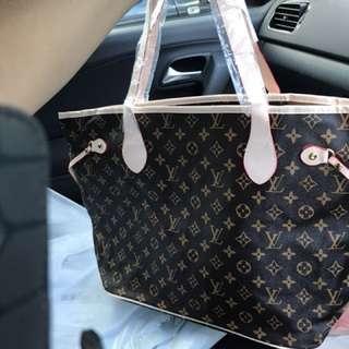 Louis Vuitton handbag wallet