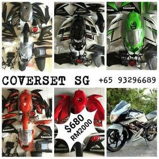 KR 150 Coverset
