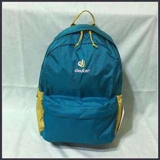 💗2018 💗 Deuter STREET I Daypack Backpack School Bag - Petrol w Moss