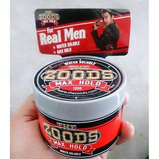Pomade zoods