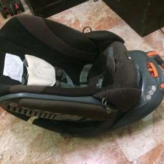 Aprica Euro turn car seat