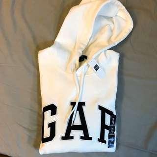 Gap 白色連帽