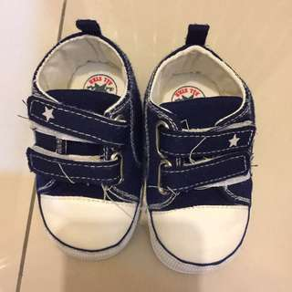 Converse Baby Size Shoe