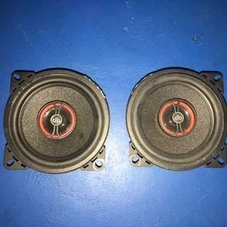 """DB Drive S3 40 Okur S3 Series Speakers 4"""" Coaxial"""