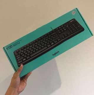 K120 USB有線鍵盤