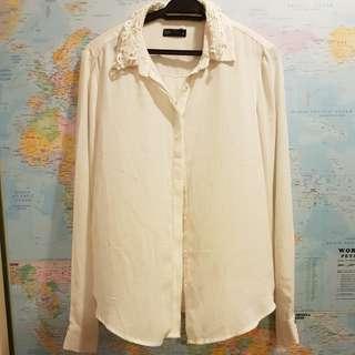 Seed White Shirt