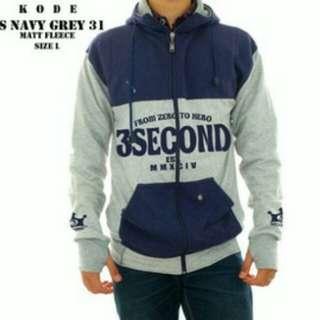3S grey blue