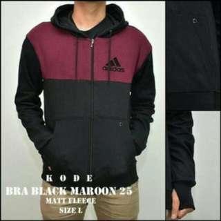 Adidas maroon