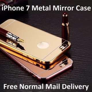 iPhone 7 / 8 Metal Mirror Phone Case