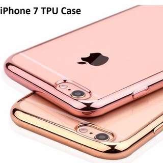 iPhone 7 Soft Transparent Phone Case