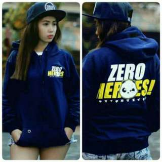 jaket zero heroes