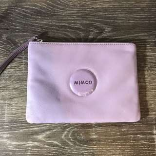MIMCO Lilac Medium Pouch BRAND NEW