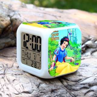 Digital Alarm Clock / Kids Gift / Cartoon Clock