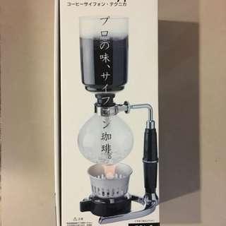 HARIO虹吸式咖啡壺