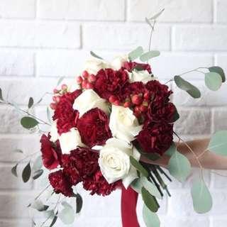 Hand Bouquet- Code #EB002