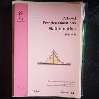 Alevel Mathematics Practice Questions
