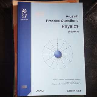 A-level Physics Practice Questions