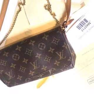 Authentic LV favourite PM Monogram