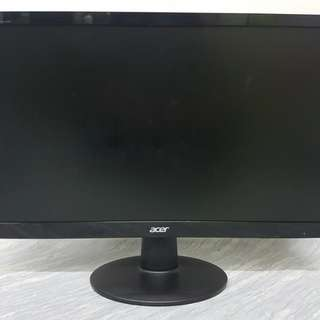 "[Price drop] ACER S230HL 23"" LCD monitor"
