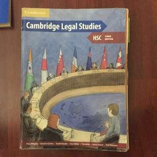 Legal Studies Cambridge HSC