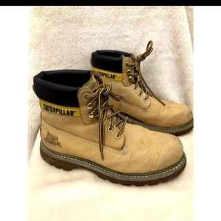 CAT經典男靴 工人靴 工作靴