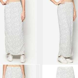 Lubna Maxi Skirt