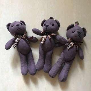 韓國小熊吊飾