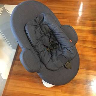 STOKKE Steps Bouncer Blue