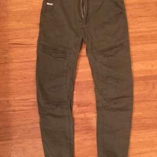 Nena and Pasadena low crotch pants