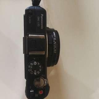 Panasonic Lumix DMC-LX5 10.1MP 3''Screen 3.8x Zoom Digital Camera BLACK