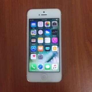 Iphone 5 (16Gb) Silver