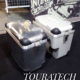 Touratech panniers for BMW R1200 GS/GSA oil cooled model