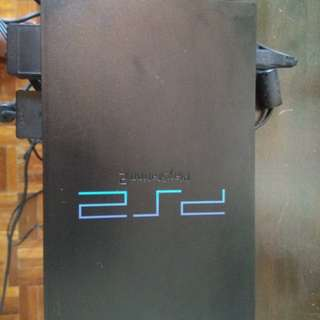 SONY PS 2 Complete with 15 Games