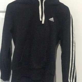 Adidas hoodie jumper xs